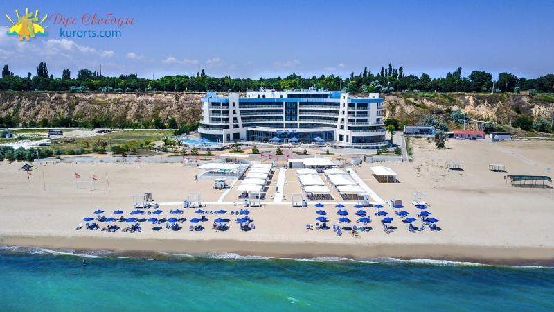 Готель Чорне море Бугаз