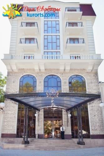 California Hotel in Odessa