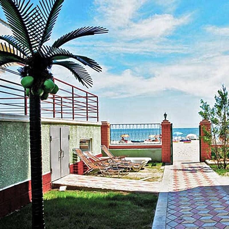 Пансионат ЛАГУНА, курорт Коблево