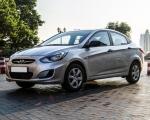 Hyundai Accent (Хюндай Акцент, автомат)