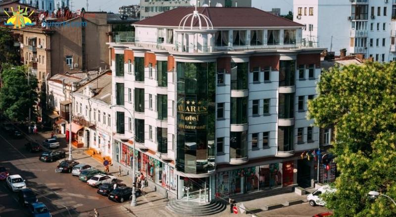 Отель Аларус