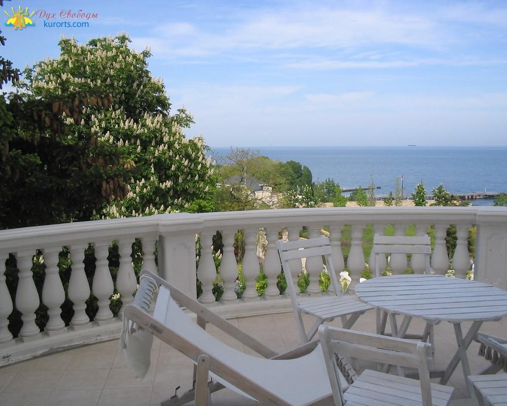 Отель Палас дель Мар вид на море