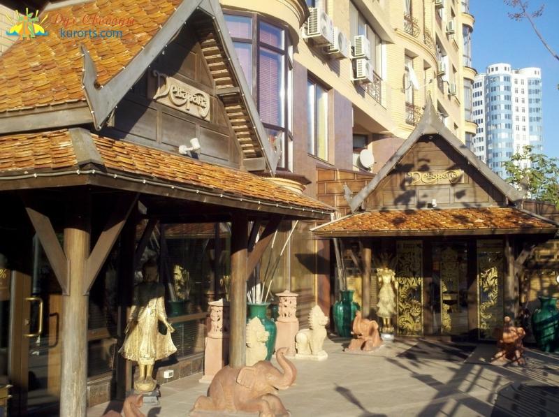 Ресторан Деварана Одесса