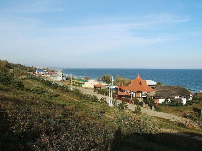 Ильичевск пляж