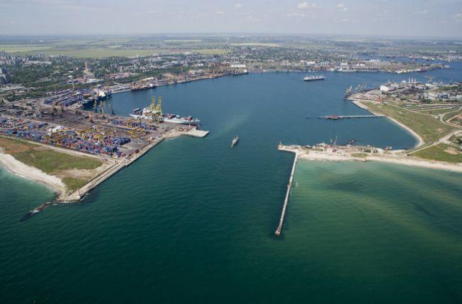 Ильичевск порт