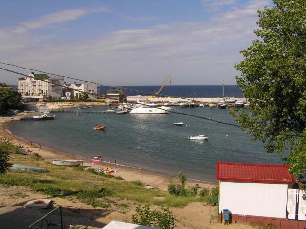 Ильичевск яхт-клуб