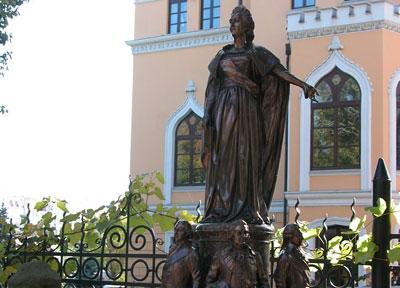 Эконом памятник Волна в камне История и культура вертикальные памятники Оленегорск